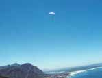 hermanus paragliding site south africa