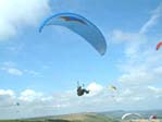 Paragliding as a gift.